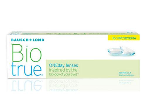 Biotrue ONEday Multifocal (30 lentilles)