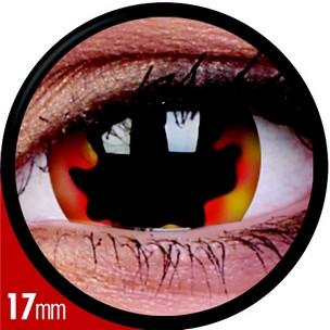 Mini-Sclera Blackhole Sun (Annuelles) (2 lentilles)