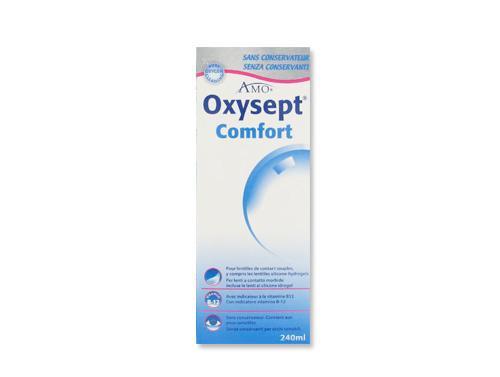 Oxysept Comfort B12 (240ml + 24 comprimés)