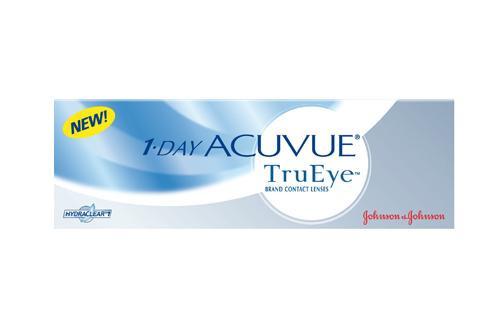 1-Day Acuvue Trueye (30 lentilles)