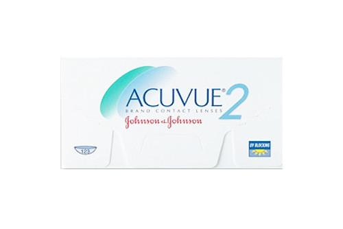 Acuvue 2 (6 lentilles)