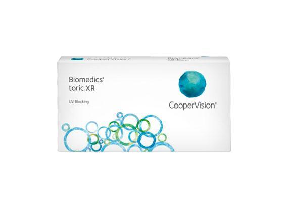 Biomedics Toric XR (6 lentilles)