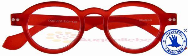 Doktor Limited Panto-Plastique rouge