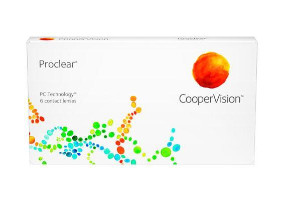 Proclear (6 lentilles)