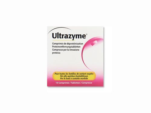 Ultrazym-Prougeeincomprimés (10 comprimés)