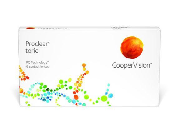 Proclear Toric (3 lentilles)