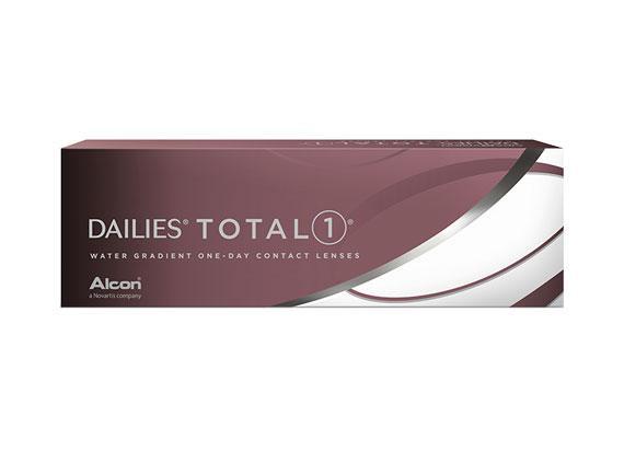 Dailies Total 1 (30 lentilles)