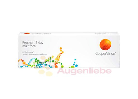 Proclear 1 Day Multifocal (30 lentilles)