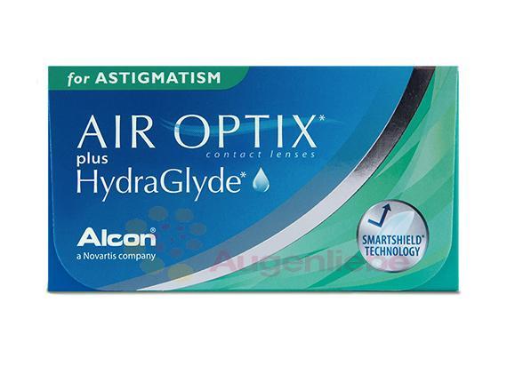 Air Optix Aqua plus HydraGlyde Toric (1x6)
