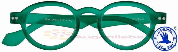 Doktor Limited Panto-Plastique vert