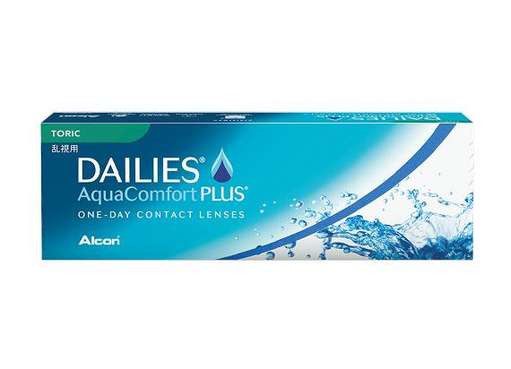Dailies AquaComfort Plus Toric (30 lentilles)